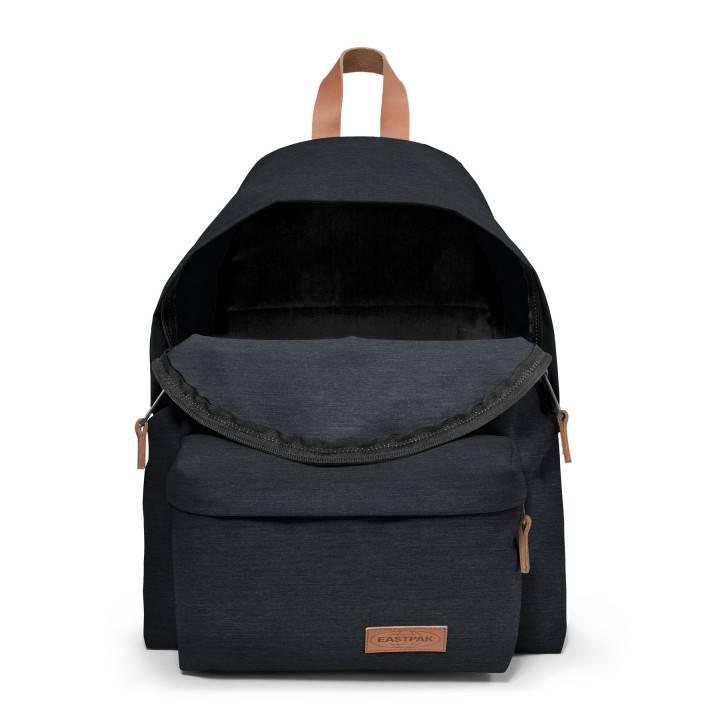 Eastpak Eastpak Padded Pak'r Schooltas rugzak Black Jeansy school rug tas print