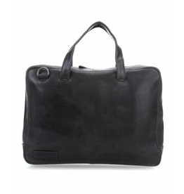 Plevier Plevier Full Grain Leather documententas 14'' black