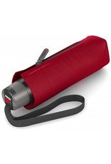 Knirps Knirps T-010 Red Windproof opvouwbare mini Paraplu