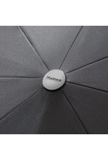 Knirps Knirps T-200 M Duomatic Black Windproof Paraplu
