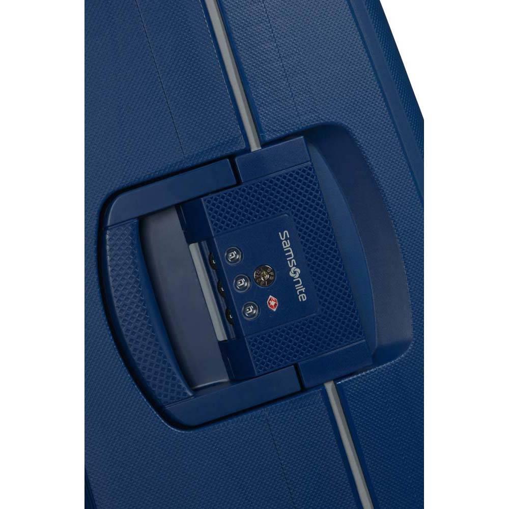 Samsonite Samsonite B-Locked Reiskoffer Spinner 75cm Ink Blue
