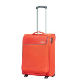 American Tourister American Tourister Funshine Upright 55 Mandarina handbagage koffer