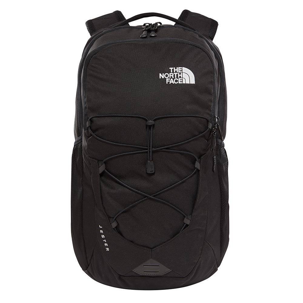 The North Face The North Face Jester TNF Black stevige rugzak voor dagelijks gebruik school werk outdoor