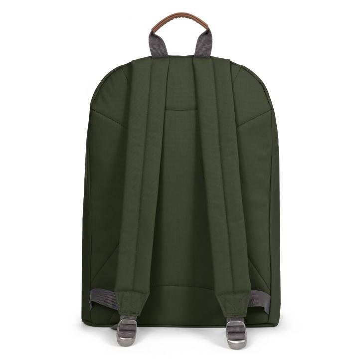 Eastpak Eastpak Out Of Office Opgrade Green 15 inch laptop rugtas schooltas
