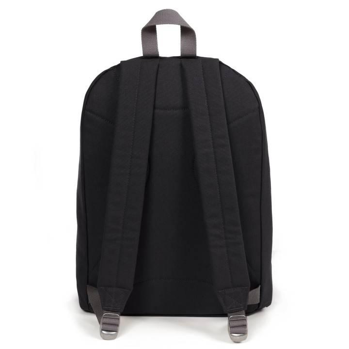 Eastpak Eastpak Out Of Office Opgrade Dark 15 inch laptop rugtas schooltas