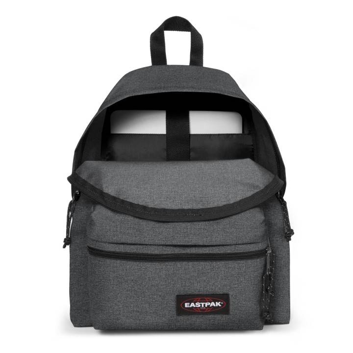 Eastpak Eastpak Padded  Zippl'r Black Denim - schooltas met laptopvak / tabletvak