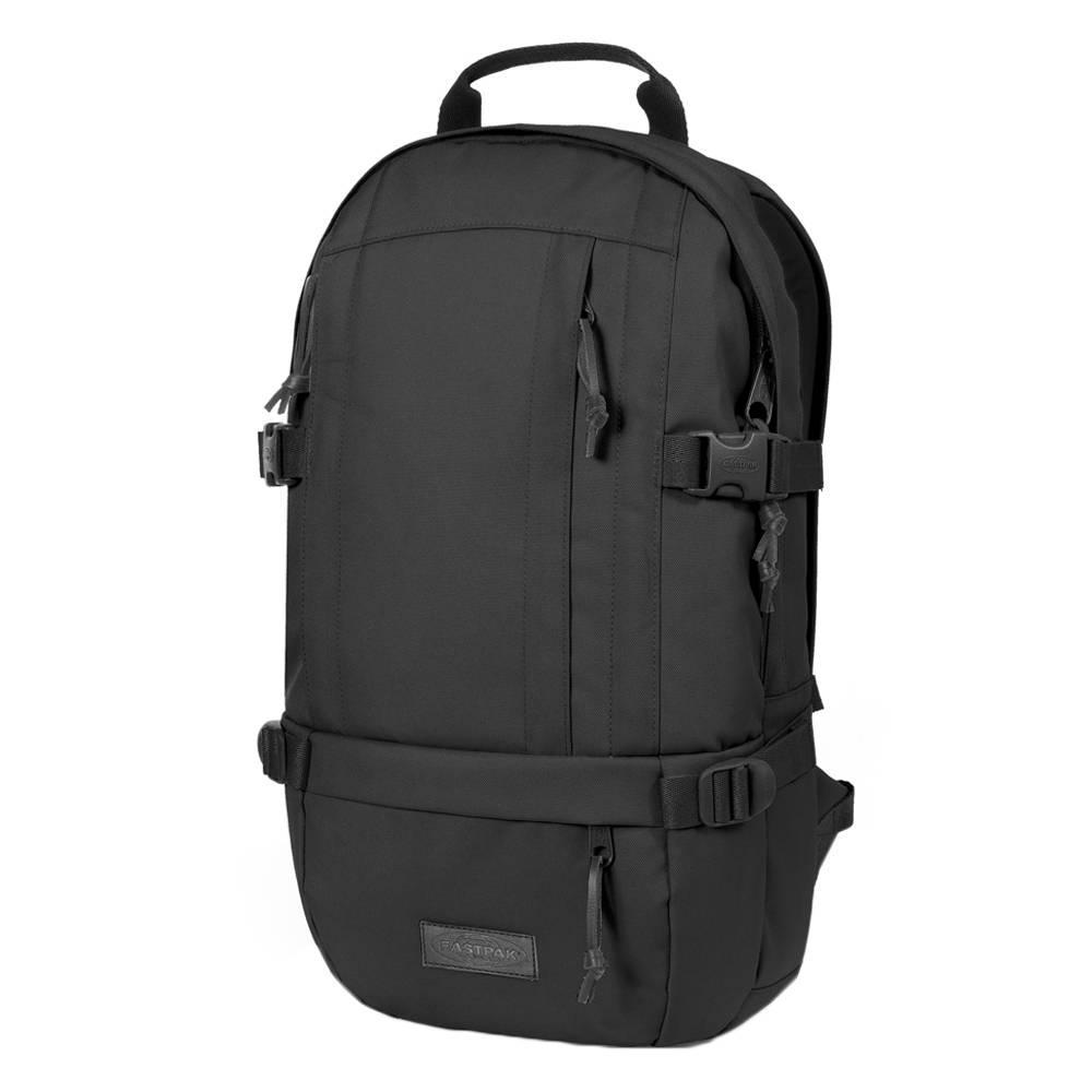 Eastpak Eastpak Floid zwarte platte 15.6 inch laptop rugzak