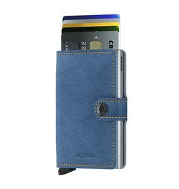 Secrid Secrid Mini Wallet Indigo 3 pasjeshouder