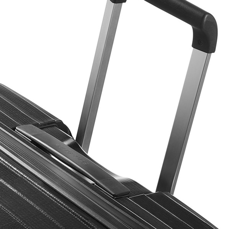 Samsonite Samsonite Lite-Box Spinner 75 Zwart - lichtgewicht grote reiskoffer
