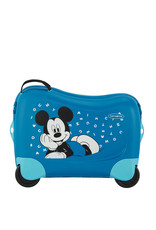 Samsonite Samsonite Dream Rider Suitcase Mickey Letters kinderkoffer