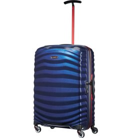 Samsonite Samsonite Lite-Shock Sport Spinner 69  Nautical Blue/Red Curv reiskoffer