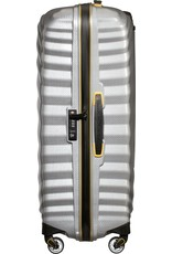 Samsonite Samsonite Lite-Shock Sport Spinner 75 Silver / Yellow Curv reiskoffer