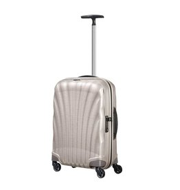 Samsonite Samsonite Cosmolite Spinner 55 FL2 Pearl handbagage koffer