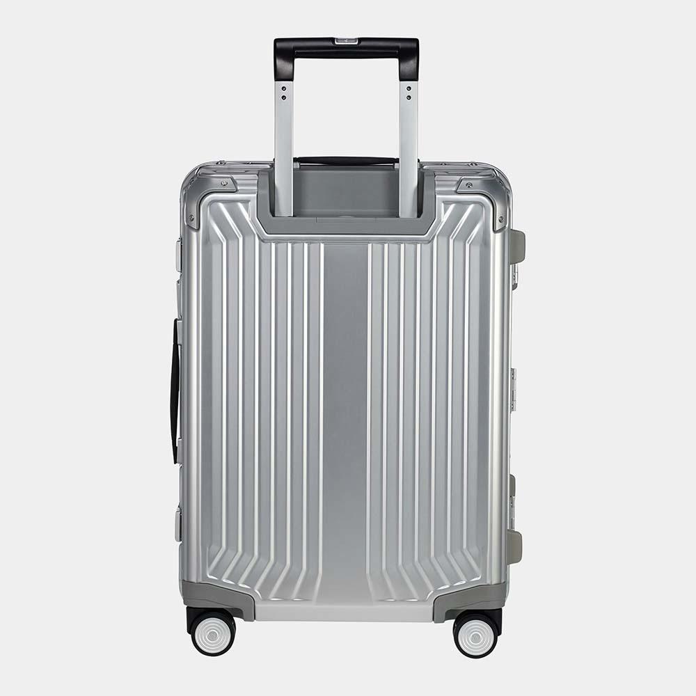 Samsonite Samsonite Lite-Box Alu Spinner 55 Aluminium handbagage Reiskoffer