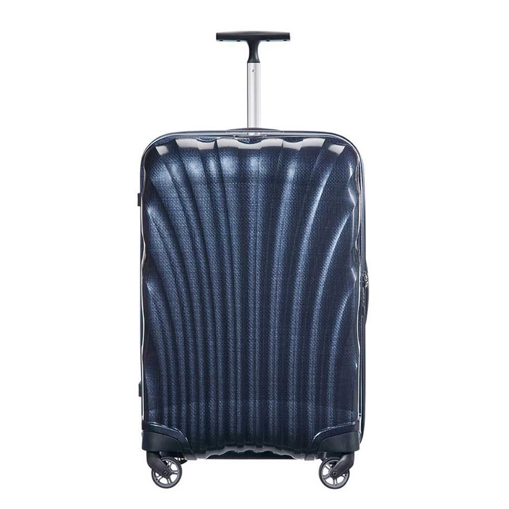 Samsonite Samsonite Cosmolite Spinner 75 FL2Midnight Blue - lichtgewicht grote reiskoffer