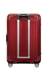 Samsonite Samsonite Lite-Box Spinner 75 Deep Red - lichtgewicht grote reiskoffer