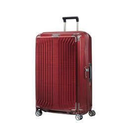 Samsonite Samsonite Lite-Box Spinner 75 Deep Red