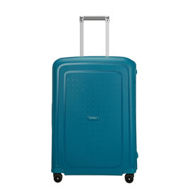 Samsonite Samsonite S'Cure Spinner 69cm Petrol Blue Stripes