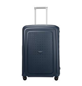 Samsonite Samsonite S'Cure Spinner 69cm Navy Blue Stripes