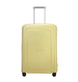 Samsonite Samsonite S'Cure Spinner 69cm Pastel Yellow Stripes
