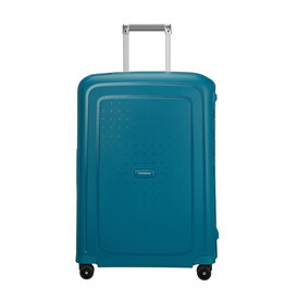 Samsonite Samsonite S'Cure Spinner 75cm Petrol Blue Stripes