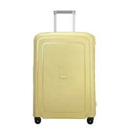Samsonite Samsonite S'Cure Spinner 75cm Pastel Yellow Stripes