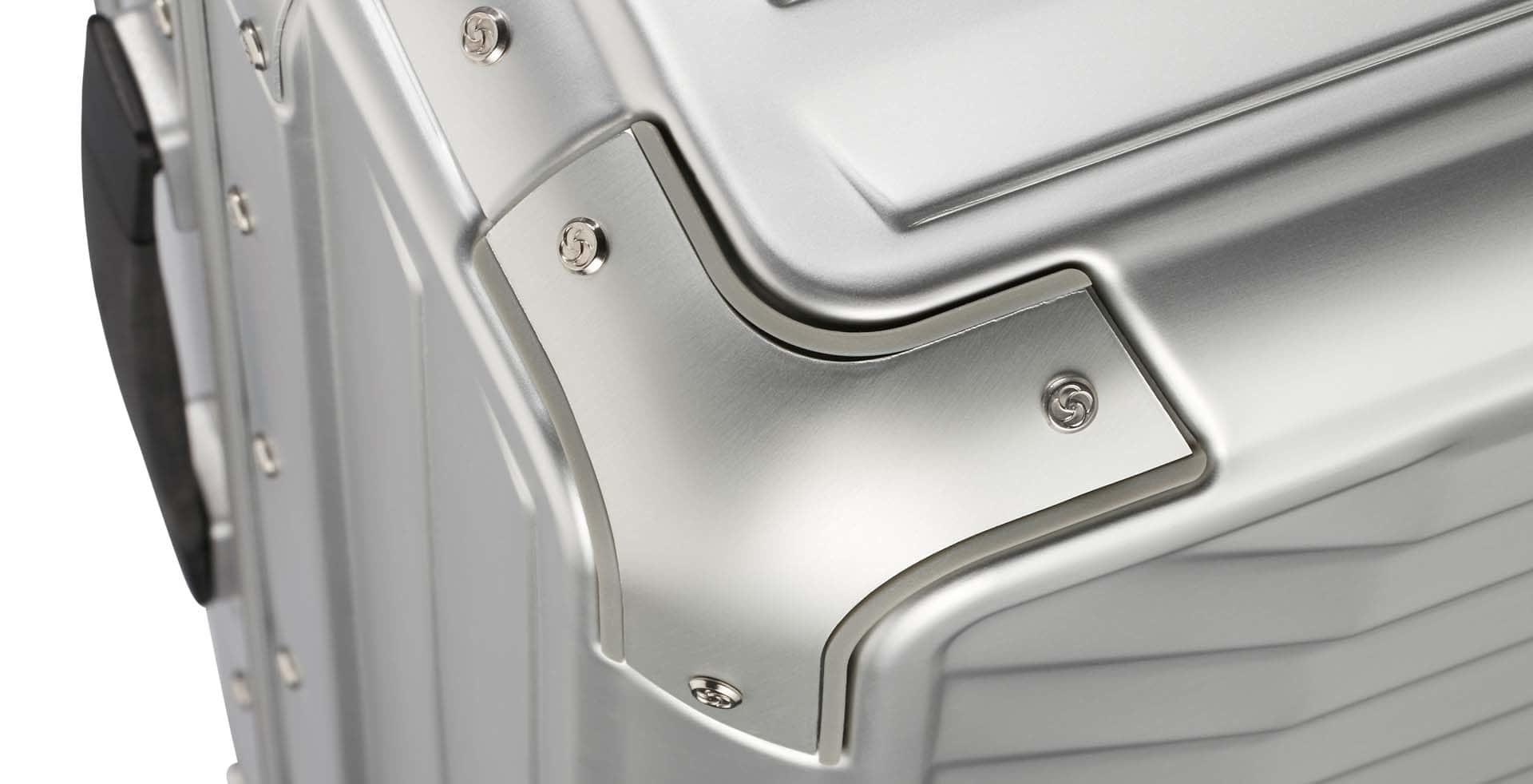 Samsonite Samsonite Lite-Box Alu Spinner 76 Aluminium Reiskoffer