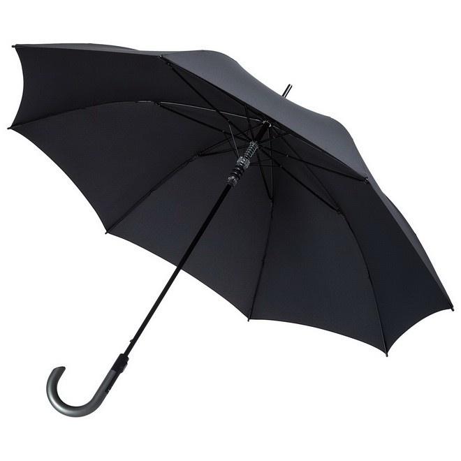 Knirps Knirps T.703 Automatic Long paraplu black met lange stok