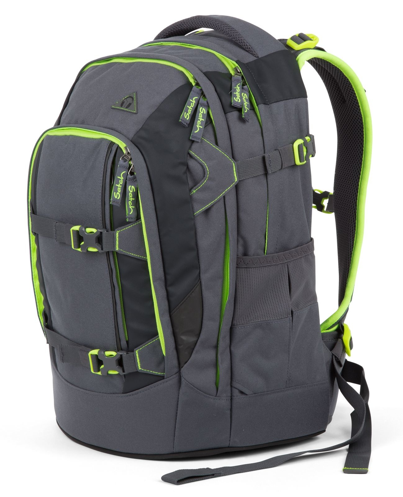 Satch Satch Pack School Rugzak - 30 liter backpack - Phantom