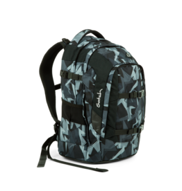 Satch Satch Pack School Rugzak - Gravity Grey