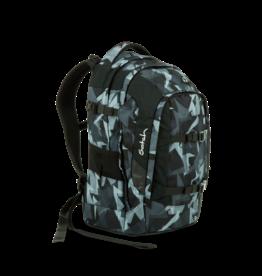 Satch Satch Pack School Rugzak - Gravity Grey