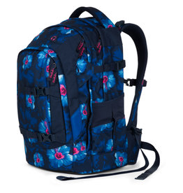 Satch Satch Pack School Rugzak - Waikiki blue
