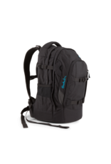Satch Satch Pack School Rugzak - 30 liter backpack - Black Bounce