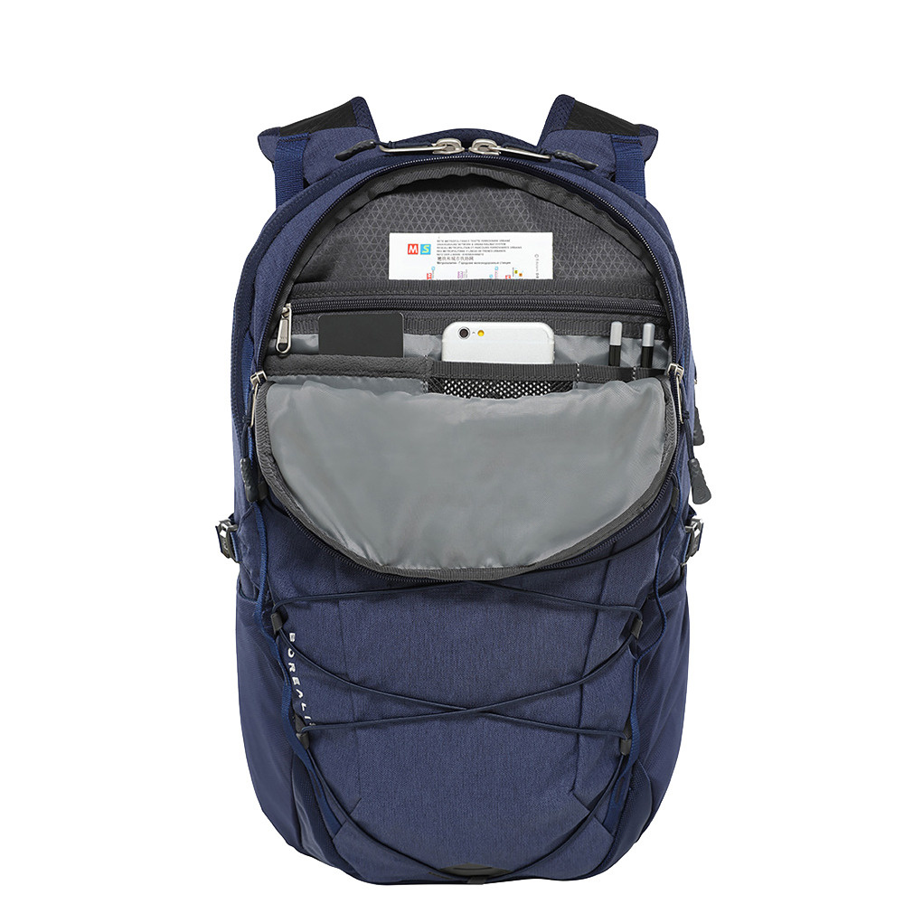 The North Face The North Face Borealis 16 inch laptoprugzak - Montague Blue - nieuwe versie