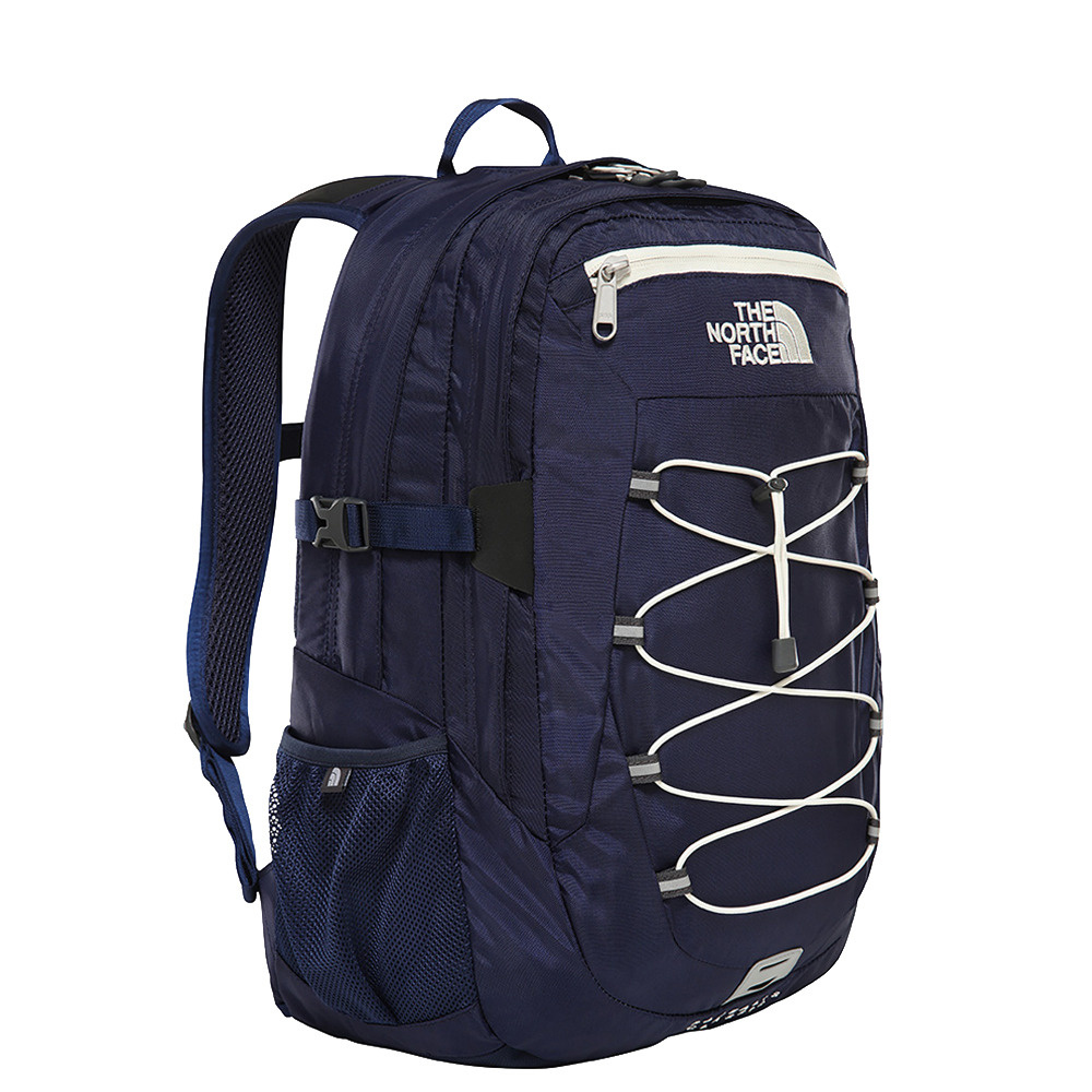 The North Face The North Face Borealis classic Montague blue oersterke rugtas met 15.6 inch laptop vak