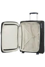 Samsonite Samsonite Dynamo Upright exp Black 55x40x20 cm handbagage koffer