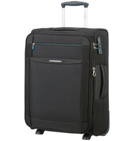 Samsonite Samsonite Dynamo Upright 55 exp  Black handbagage koffer