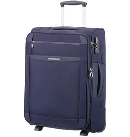 Samsonite Samsonite Dynamo Upright 55 exp  Navy Blue handbagage koffer