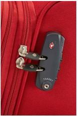 Samsonite Samsonite Dynamo Upright exp Red 55x40x20 cm handbagage koffer
