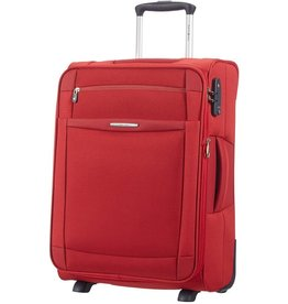 Samsonite Samsonite Dynamo Upright 55 exp  Red handbagage koffer