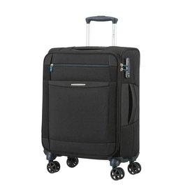 Samsonite Samsonite Dynamo Spinner 55 Black handbagage koffer