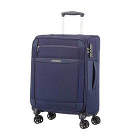 Samsonite Samsonite Dynamo Spinner 55 Navy Blue handbagage koffer
