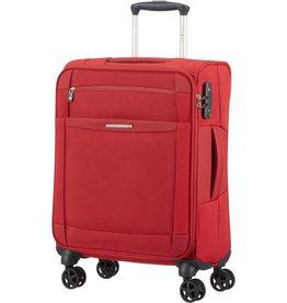 Samsonite Samsonite Dynamo Spinner 55 Rood handbagage koffer