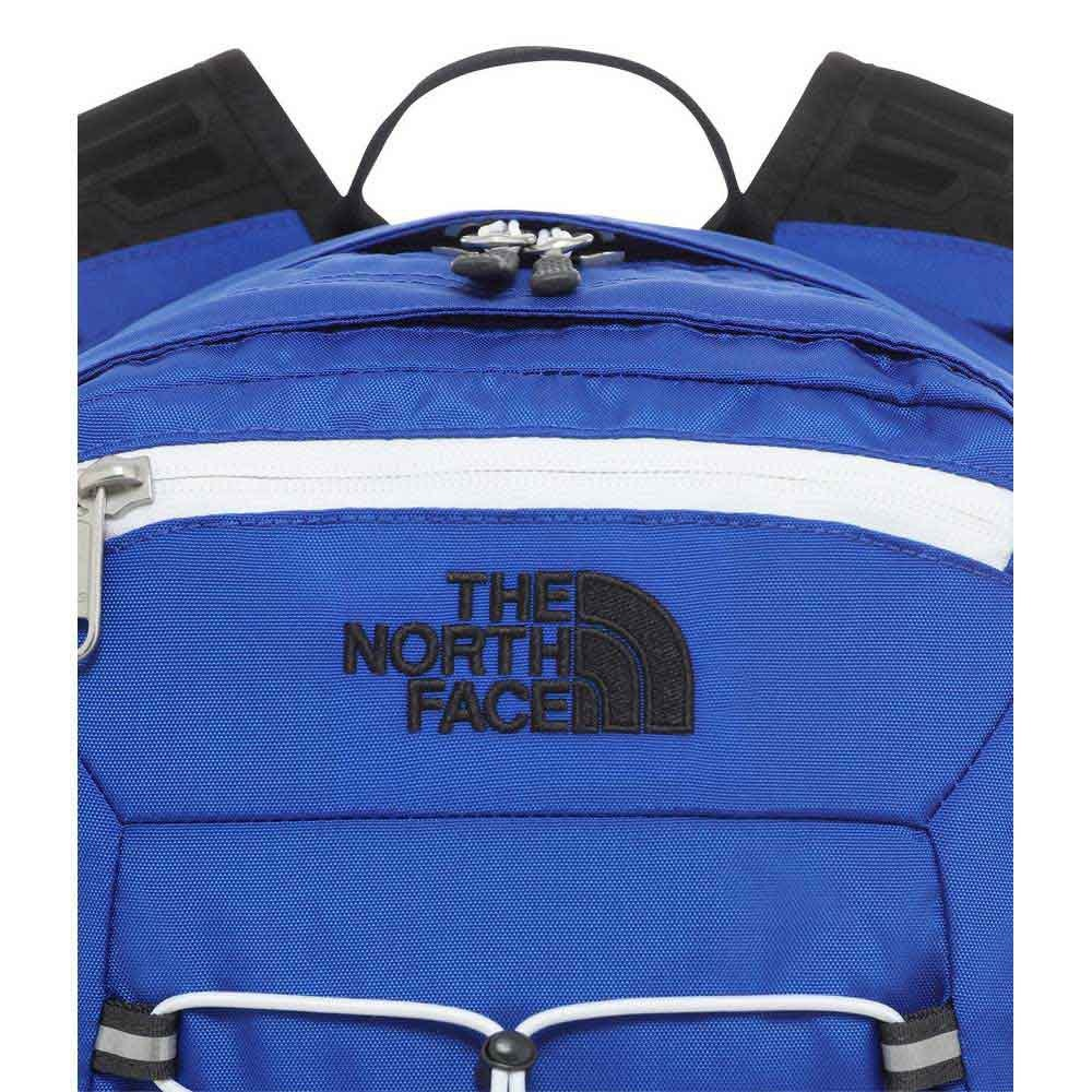 The North Face The North Face Borealis classic TNF Blue / TNF Black oersterke rugtas met 15 inch laptop vak