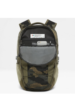 The North Face The North Face Borealis 16 inch laptoprugzak - Burnt Olive Green Woods Camo Print
