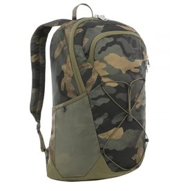 The North Face The North Face Rodey - Burnt Olive Green Woods Camo Print - rugzak