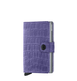Secrid Secrid Mini Wallet Cleo Lavender pasjeshouder