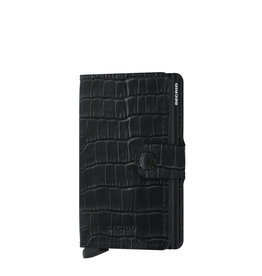 Secrid Secrid Mini Wallet Cleo Black pasjeshouder