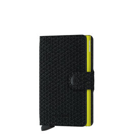 Secrid Secrid Mini Wallet Diamond Black pasjeshouder