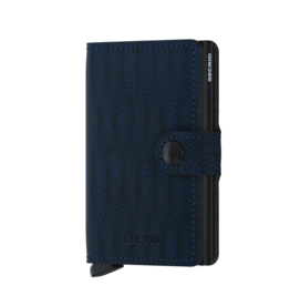 Secrid Secrid Mini Wallet Dash Navy pasjeshouder
